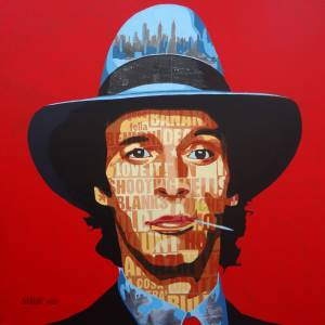 Johnny-Stecchino-Painting-by-Borbay